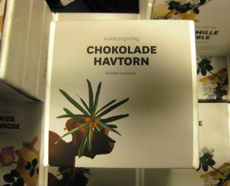 Chokolade havtorn