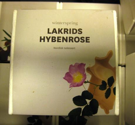 Lakrids hybenrose